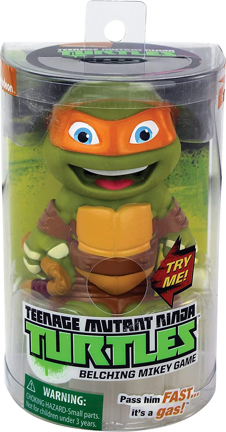 Teenage Mutant Ninja Turtles - Belching Mikey