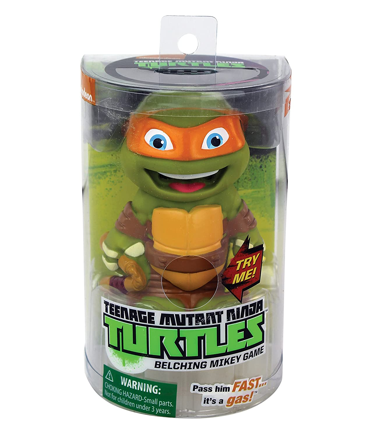 Teenage Mutant Ninja Turtles - Belching Mikey Patch Products 7387