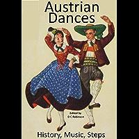 AUSTRIAN DANCES: HISTORY, MUSIC, STEPS book cover