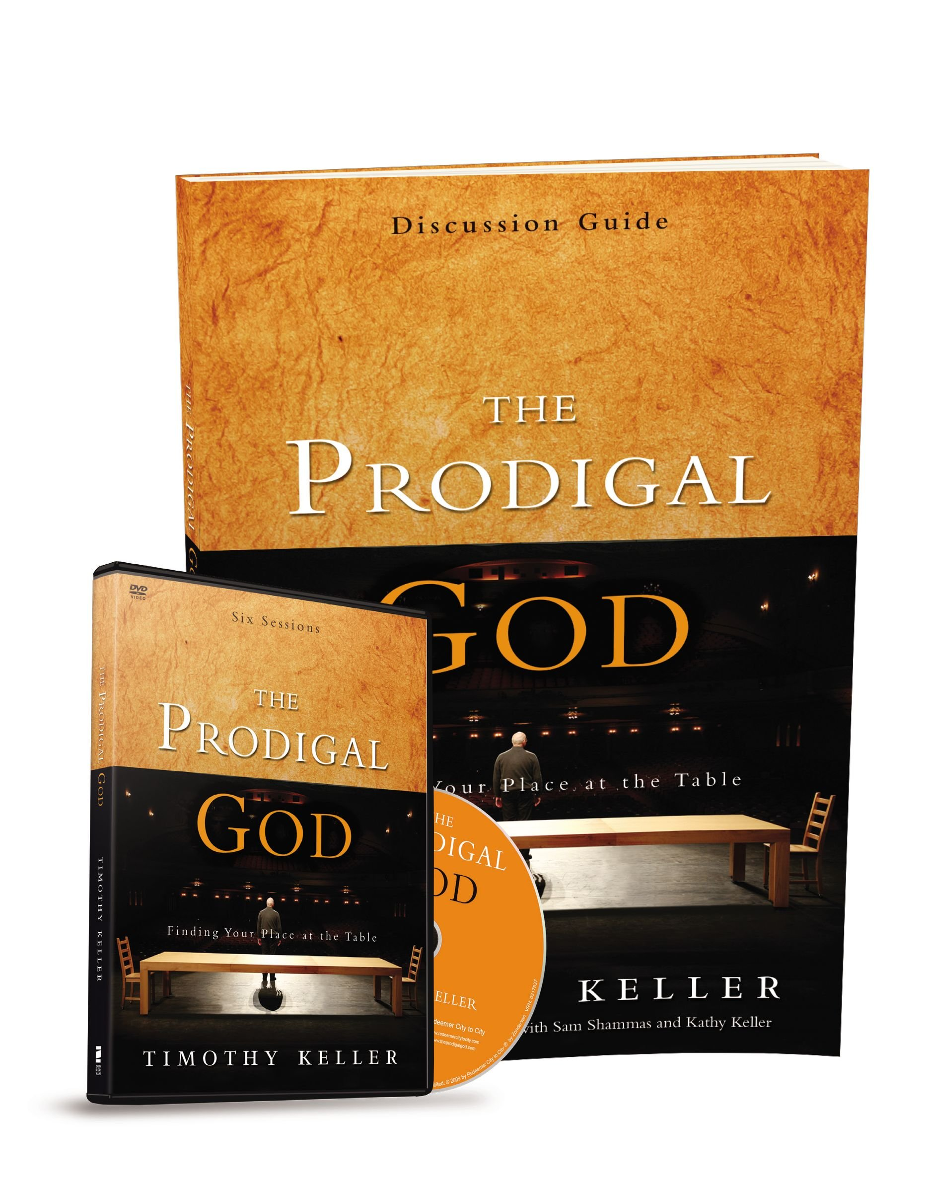 The Prodigal God Discussion Guide with DVD: Finding Your Place at the  Table: Timothy Keller: 9780310691204: Amazon.com: Books