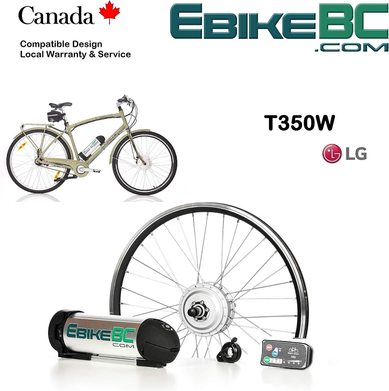 36V 350 Rear Hub Motor Wheel Disc V Brake 26 Inch For Electric Bike Ebike Wheel