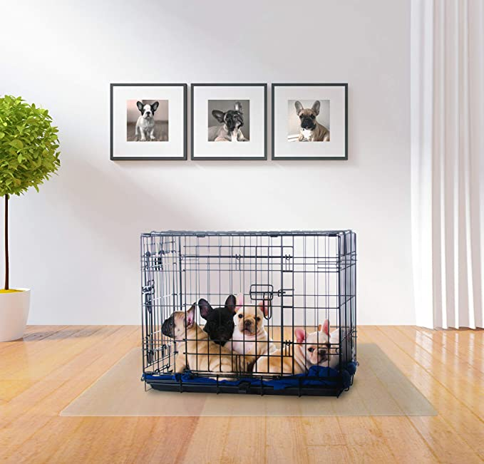 Machine washable waterproof flooring usable with many pet pens various sizes Pet Pen Floor Mats