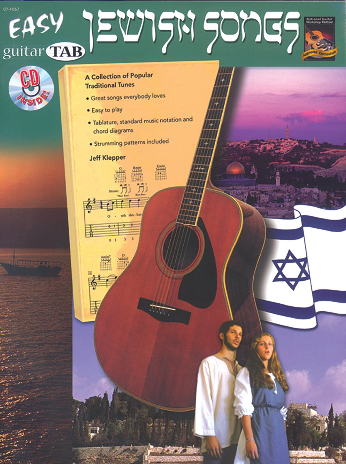 Amazon Easy Jewish Songs A Collection Of Popular Traditional