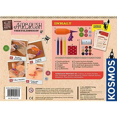 KOSMOS 60407 - Kits de Manualidades para niños (Rotulador, Niño/niña: Juguetes y juegos