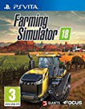 Farming Simulator 18 (PlayStation Vita) UK IMPORT REGION FREE