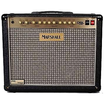 Marshall DSL40C - Amplificador especial, diseño vintage: Amazon.es ...