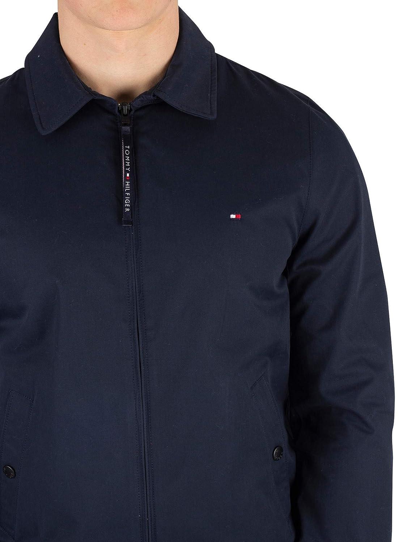 Tommy Hilfiger Mens New Ivy Jacket, Blue at Amazon Mens ...