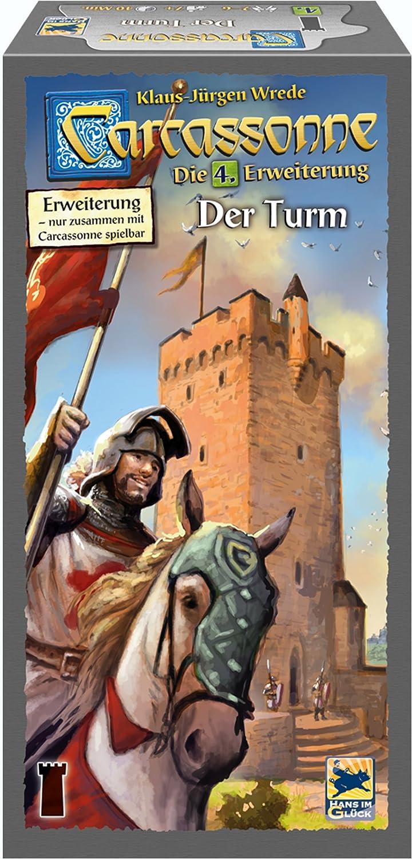Schmidt Spiele - Ssp carcassonne - la torre 4.erweiterung: Amazon.es: Bricolaje y herramientas