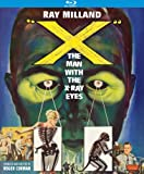 X: The Man with the X-Ray Eyes [Blu-ray]