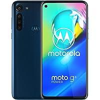 Motorola Moto G8 Power | 4/64GB | Unlocked International - GSM only | No CDMA | No US Warranty | Blue