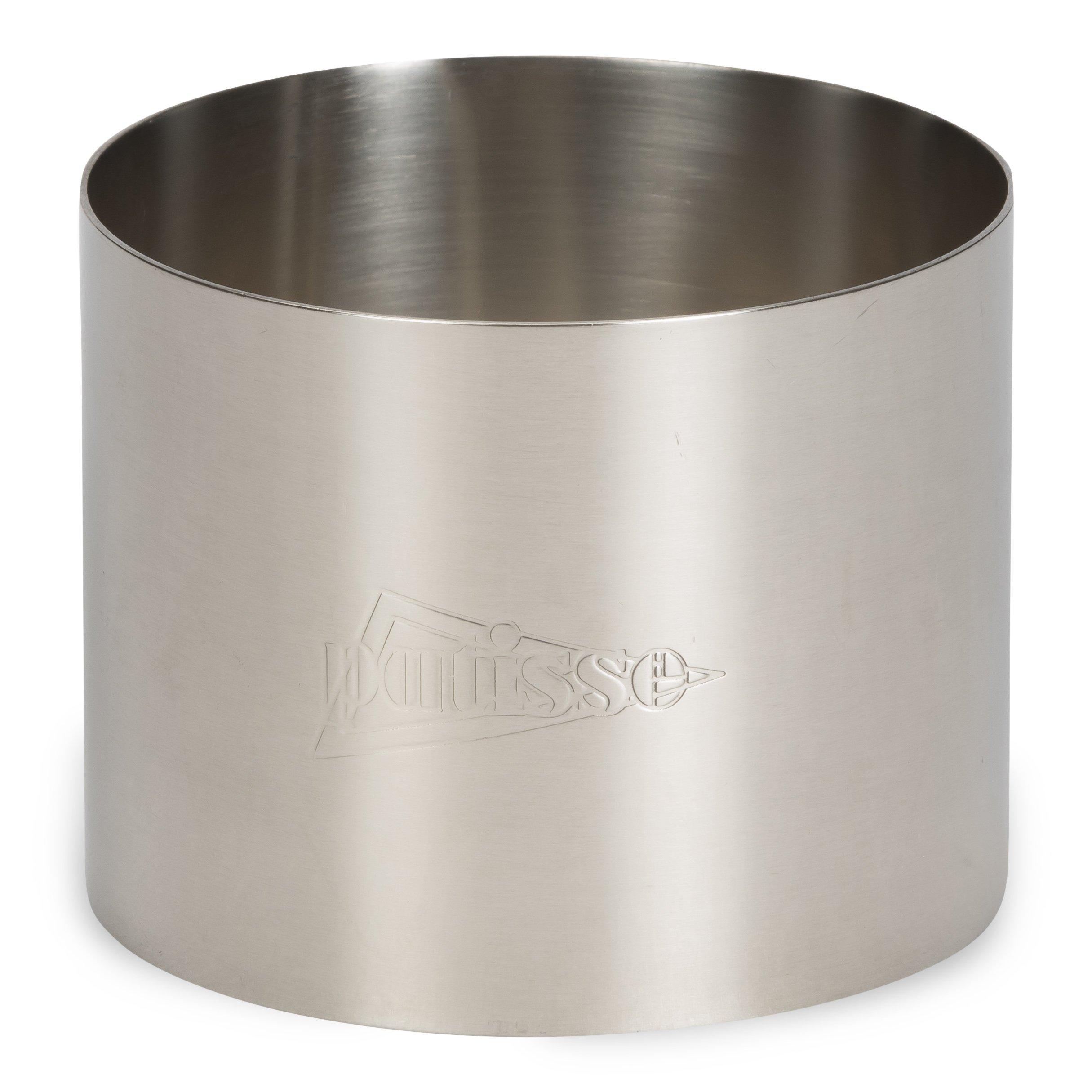 Patisse 02092 Round Cake Ring, 1-7/8-Inch