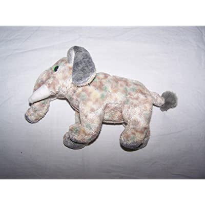 TY Beanie Baby - POUNDS the Elephant [Toy]: Toys & Games