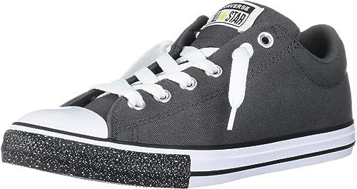 Converse Kids' Chuck Taylor All Star Street Speckle Toe Low Top Sneaker
