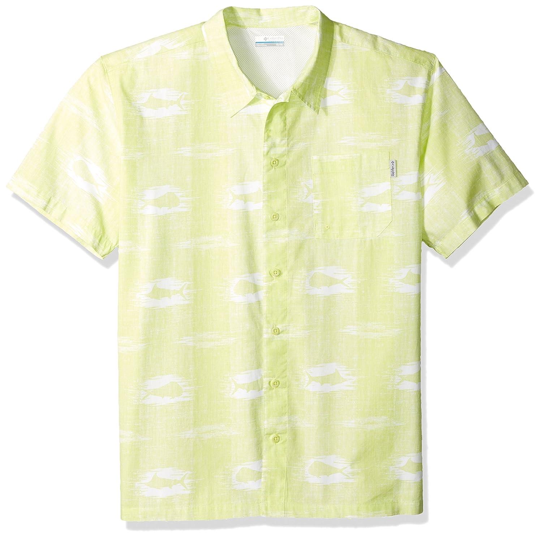 Columbia Herren Trollers kurz Sleeve Shirt