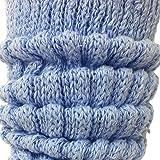Women's Extra Long Heavy Slouch Cotton Socks Made
