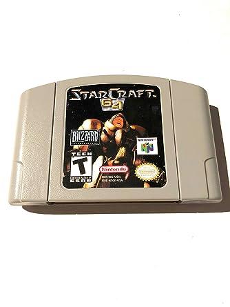 Amazon com: StarCraft 64: Video Games
