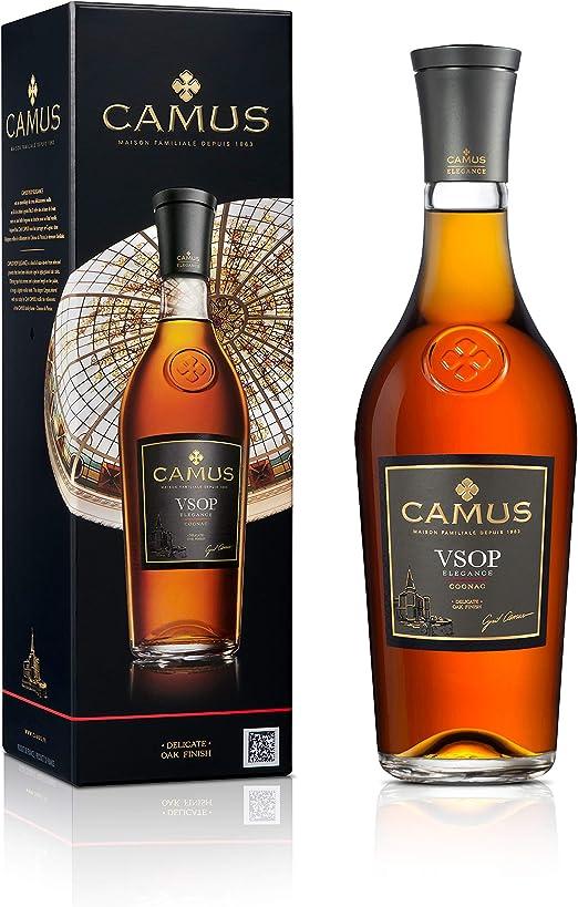 CAMUS Vsop Elegance Cognac 40% Vol. 0,7L in Giftbox - 700 ml ...