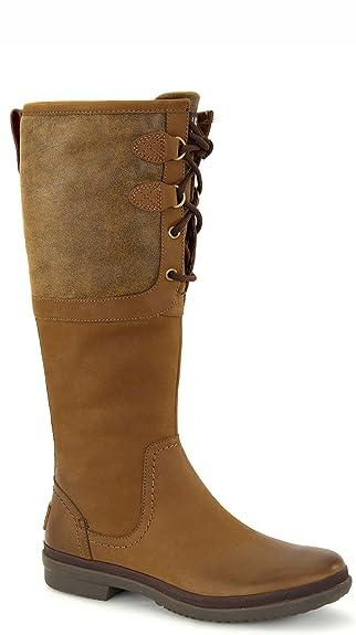 UGG Australia Womens Elsa Boot Chestnut Size 6