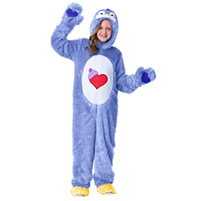 Care Bears & Cousins Child Cozy Heart Penguin Costume: Clothing
