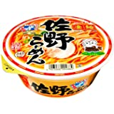 ニュータッチ 凄麺佐野らーめん 115g×12個