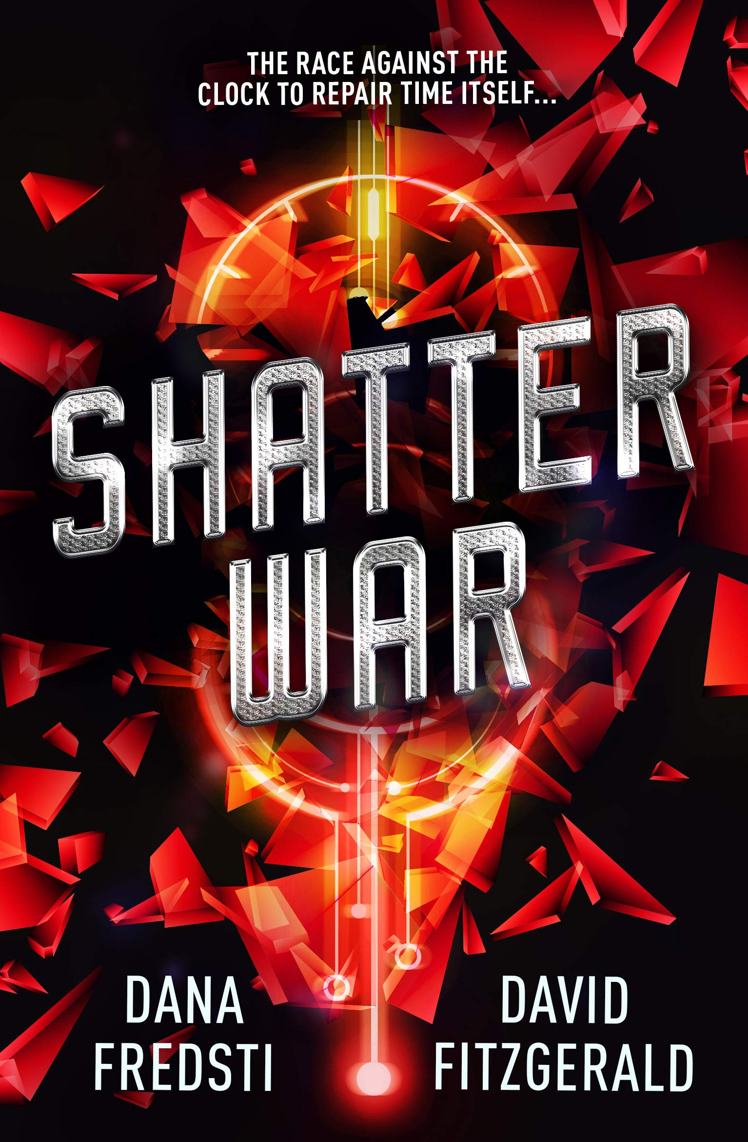 Image result for Shatter War by Shatter War (Time Shards #2)