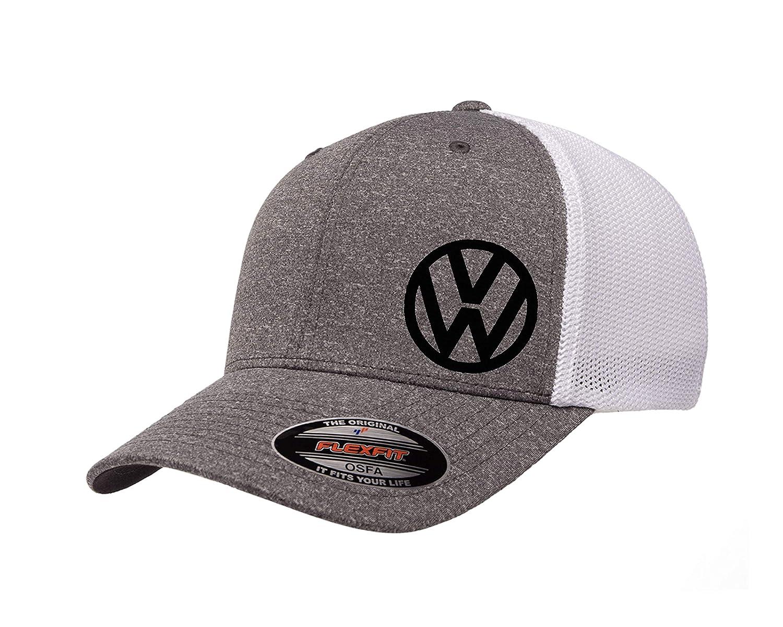 Volkwagen VW Logo FlexFit 6311 Mesh Back