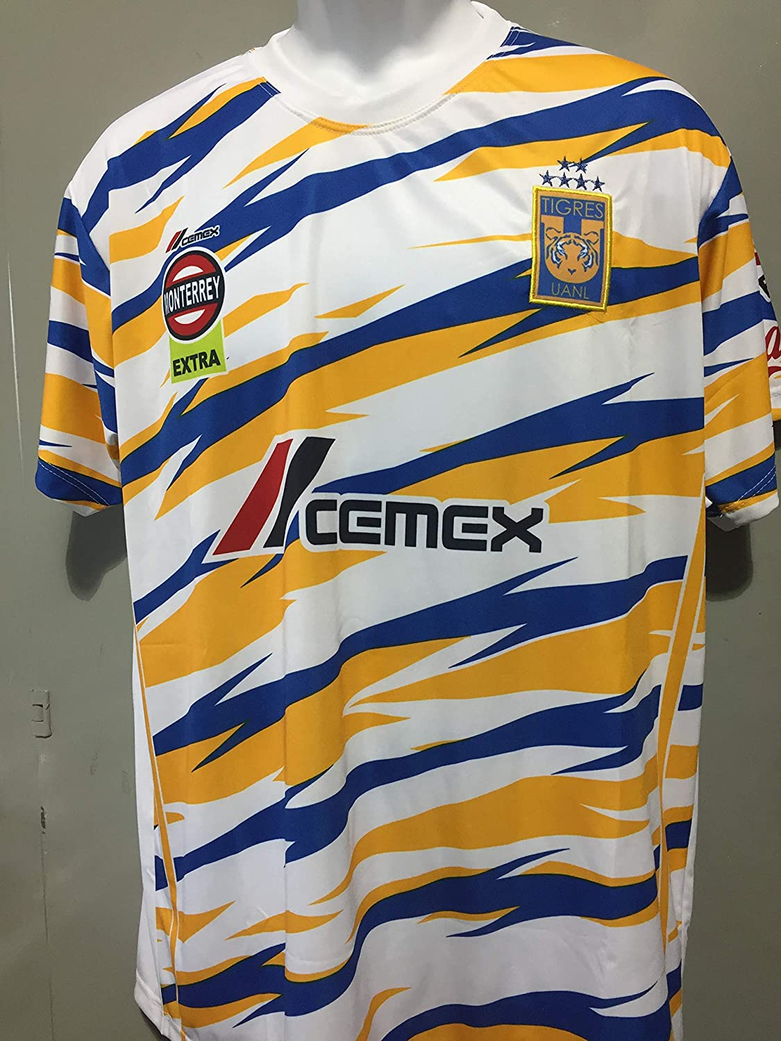 Club America Soccer Official Adult Poly Jersey P005 M