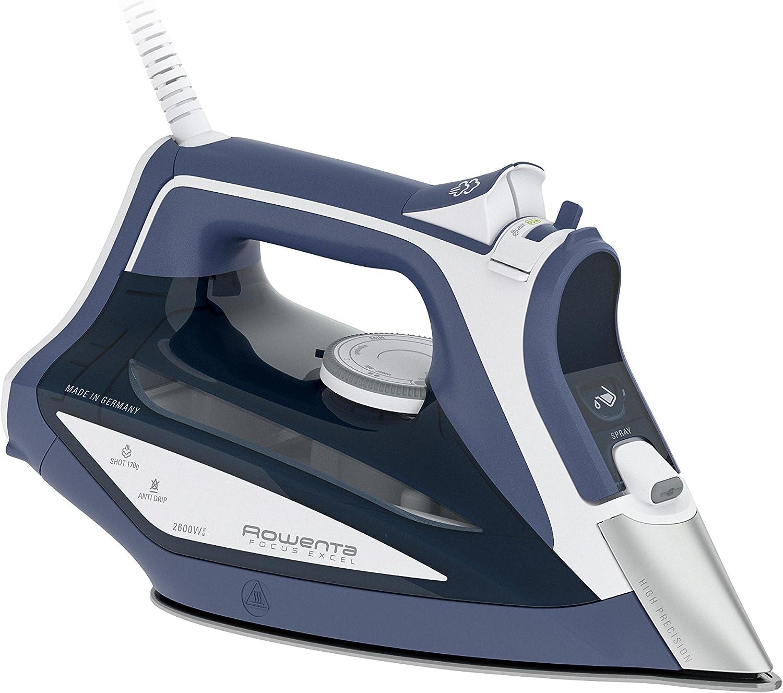 Rowenta dw5210e0Focus Excel–Plancha de vapor, 2600W