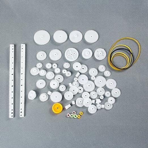 Ingranaggi in plastica per epilatore