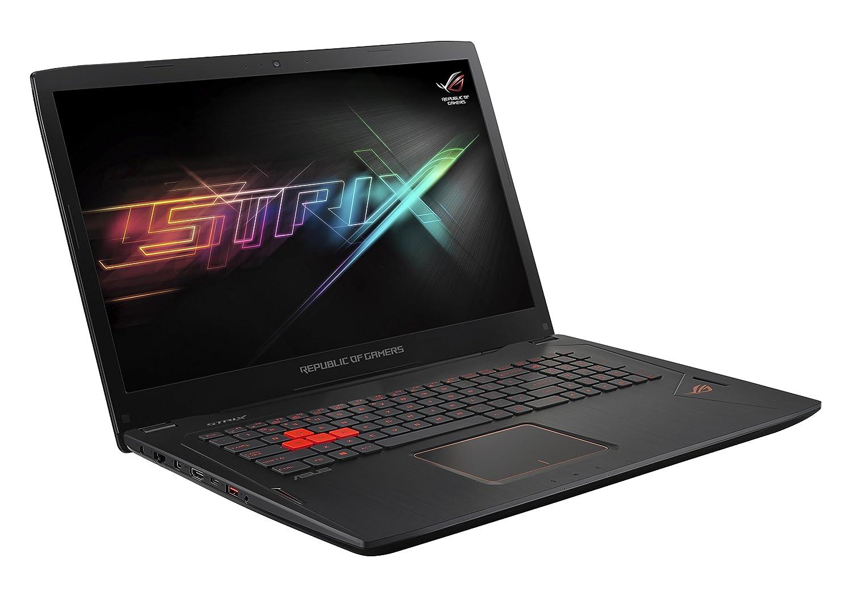 ASUS (17,3Mate FHD) Gaming de Ordenador portatil Negro 16 GB RAM + 256 GB SSD