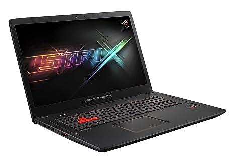 ASUS (17,3 Mate FHD) Gaming de Ordenador portatil Negro 16 GB RAM