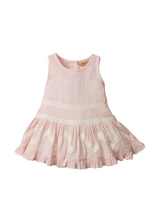 1920s Children Fashions: Girls, Boys, Baby Costumes Adele Pink Baby Dress $19.50 AT vintagedancer.com