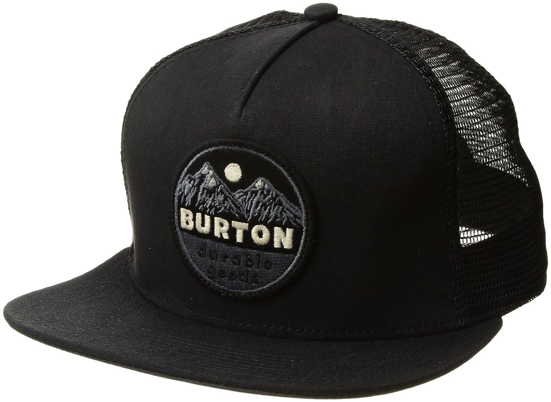 f1633fb4ca9 Burton Mens Marblehead Hat Burton Marble Head Hat True Black One Size Burton  Snowboards