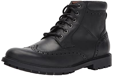 Clarks Männer Curington Rise Low Boot: : Schuhe