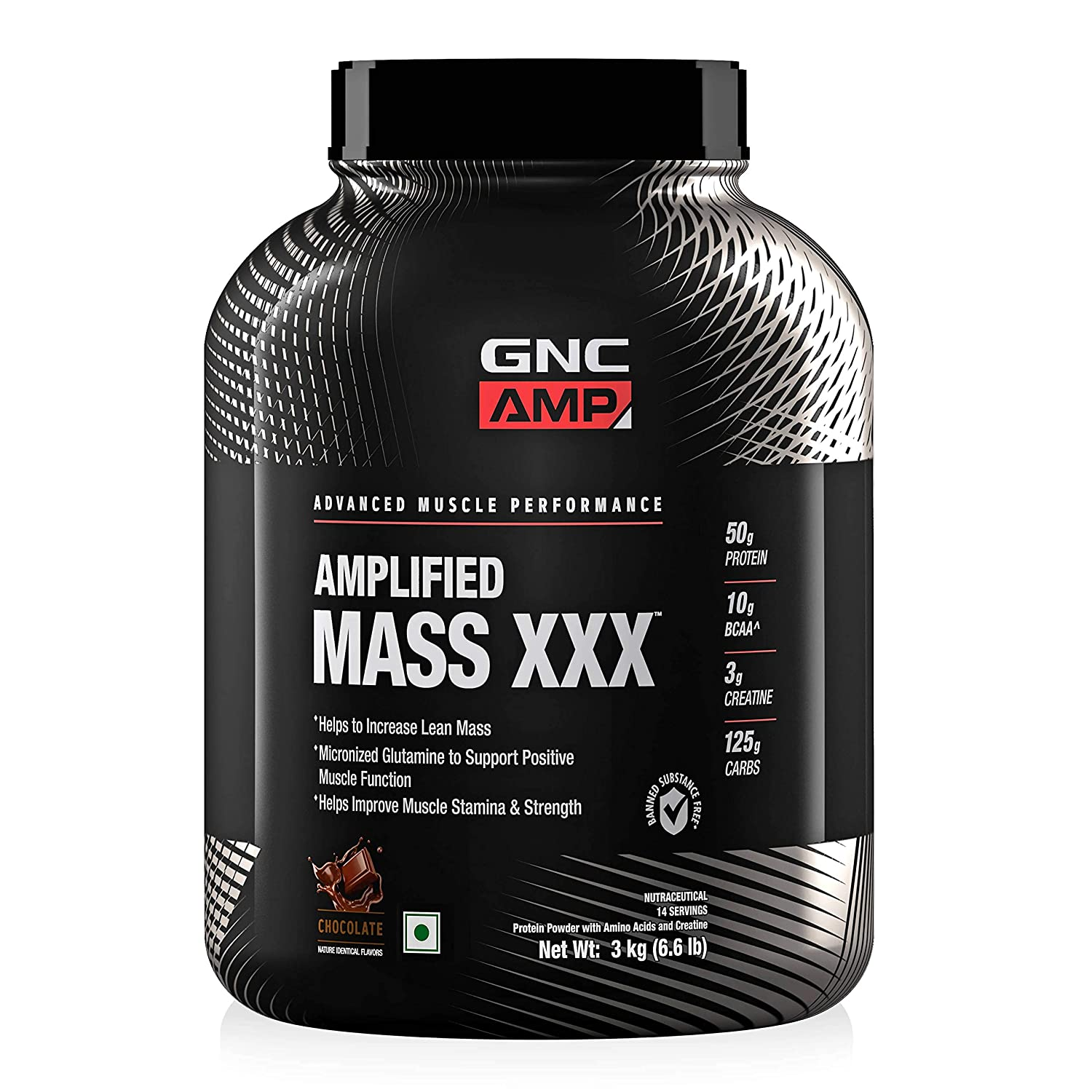 GNC AMP Amplified Mass XXX Review