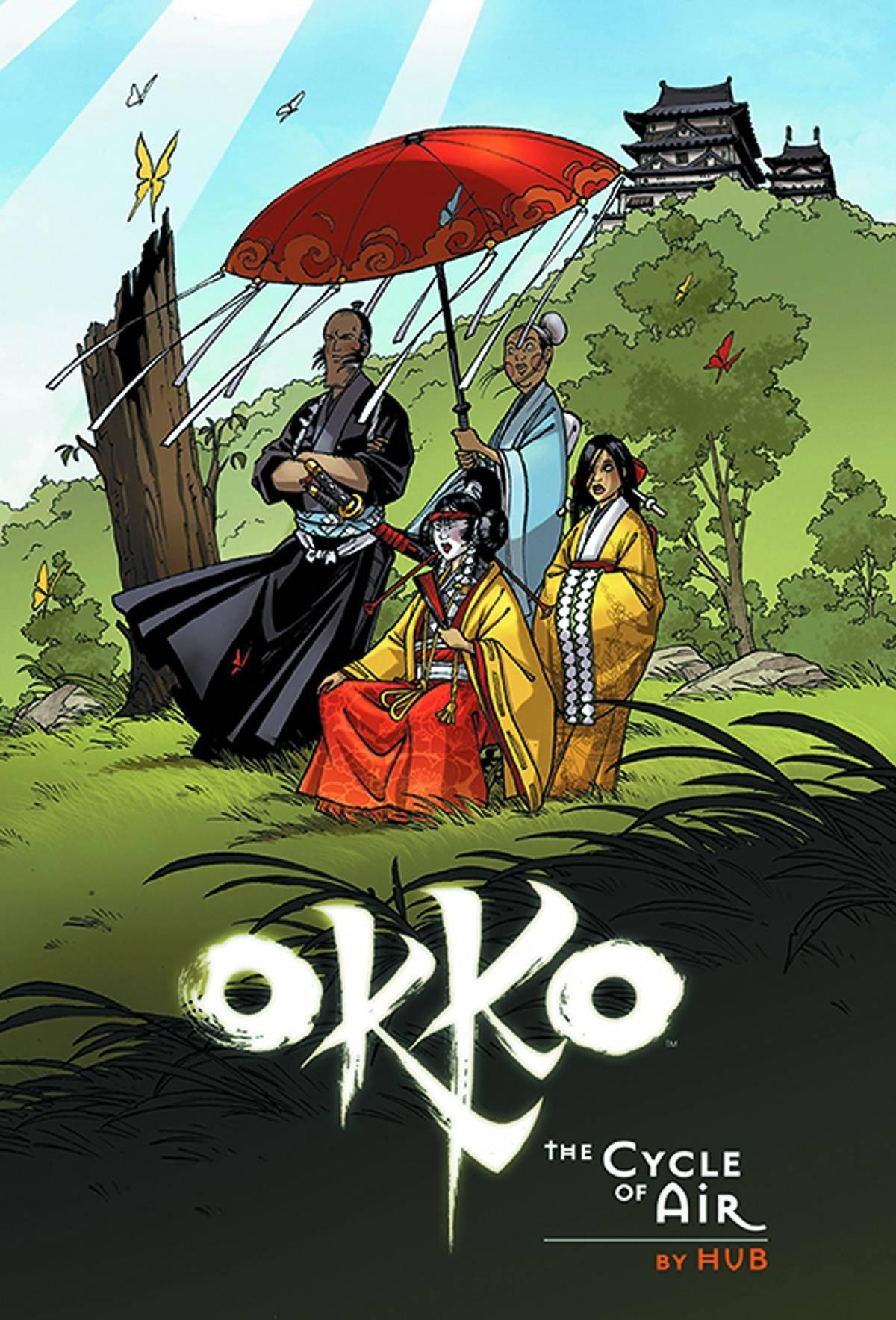 Okko Volume 3: The Cycle of Air ebook