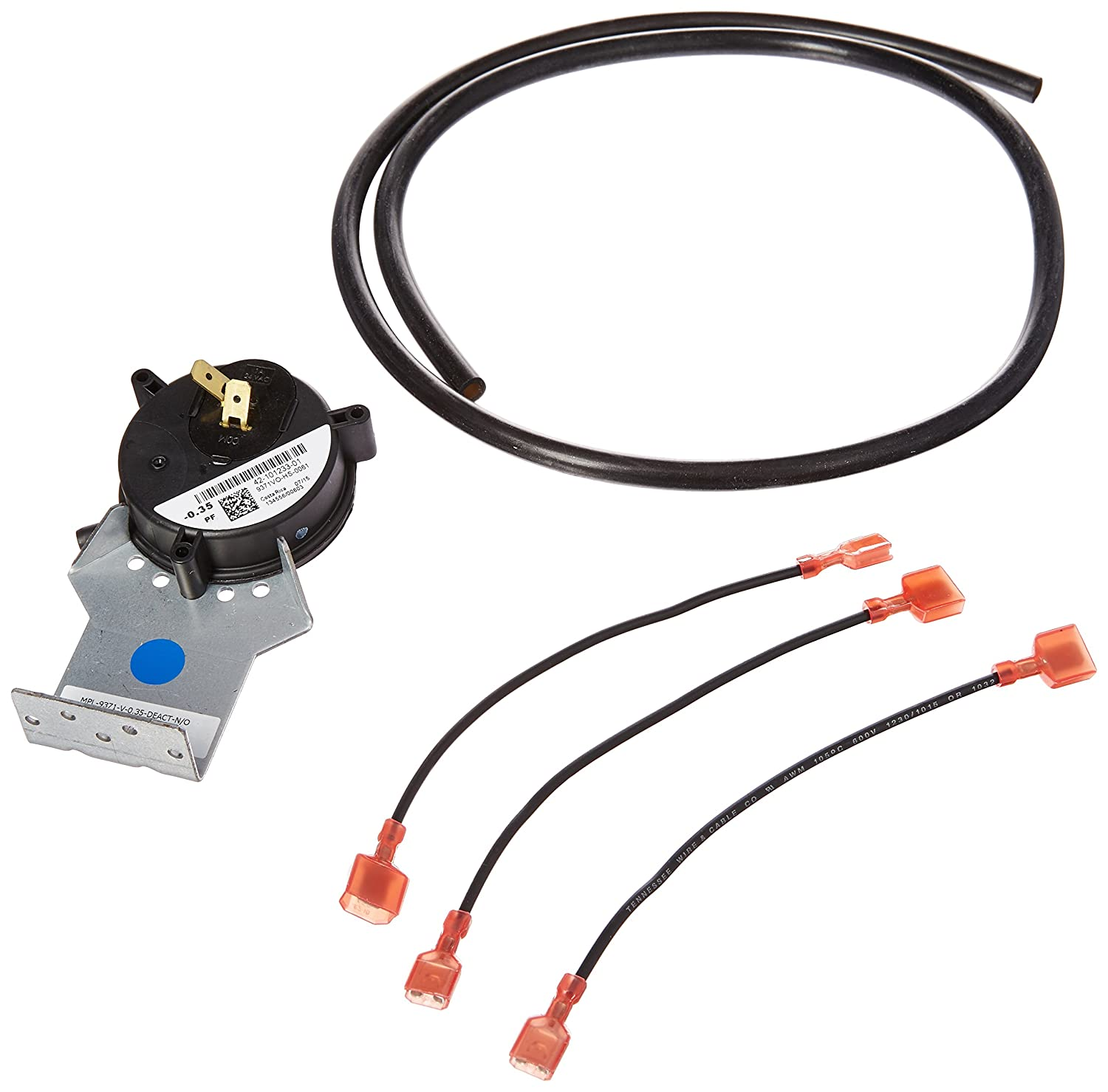 Protech 42 101233 81 Pressure Switch Ruud Ugph Furnace Wiring Diagram