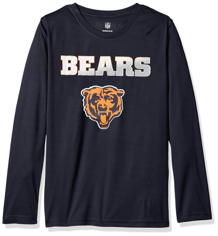 優れた品質 NFL Bearsパフォーマンス長袖Tee obsidian-m – Deep obsidian-m (10 (10 – 12 ) – B01MEGKPQB, 鉾田町:0b35b145 --- a0267596.xsph.ru