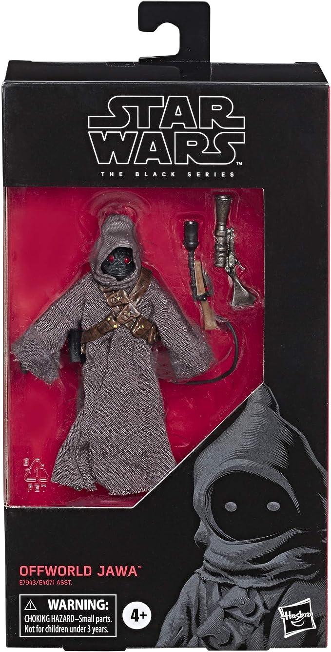 6 Inch 96 Offworld Jawa Mint On Card Star Wars the Black Series