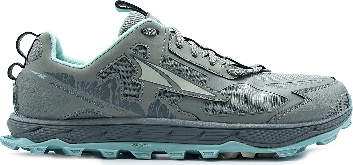 ALTRA Lone Peak 4.5 Low Mesh Womens Trail Running Shoes SS20