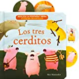 Los Tres Cerditos (Slide and See) (Spanish Edition)