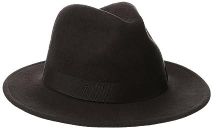 416a9a320fc86 SCALA Classico Men s Crushable Felt Safari Hat at Amazon Men s Clothing  store  Fedoras