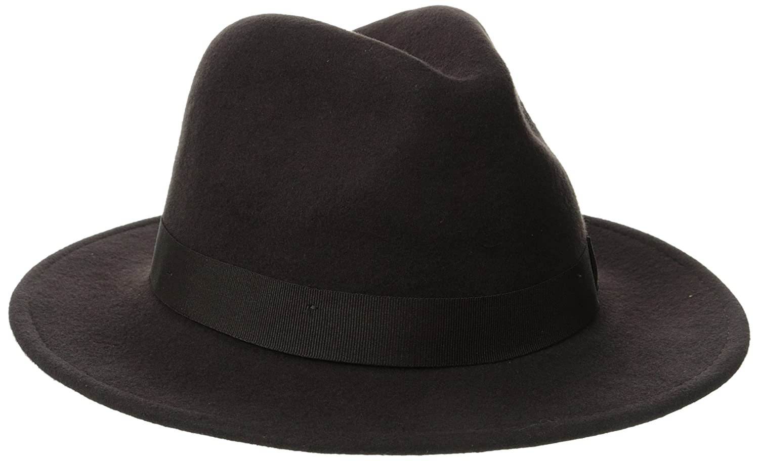 Scala Classico Men's Crushable Felt Safari Hat DF3
