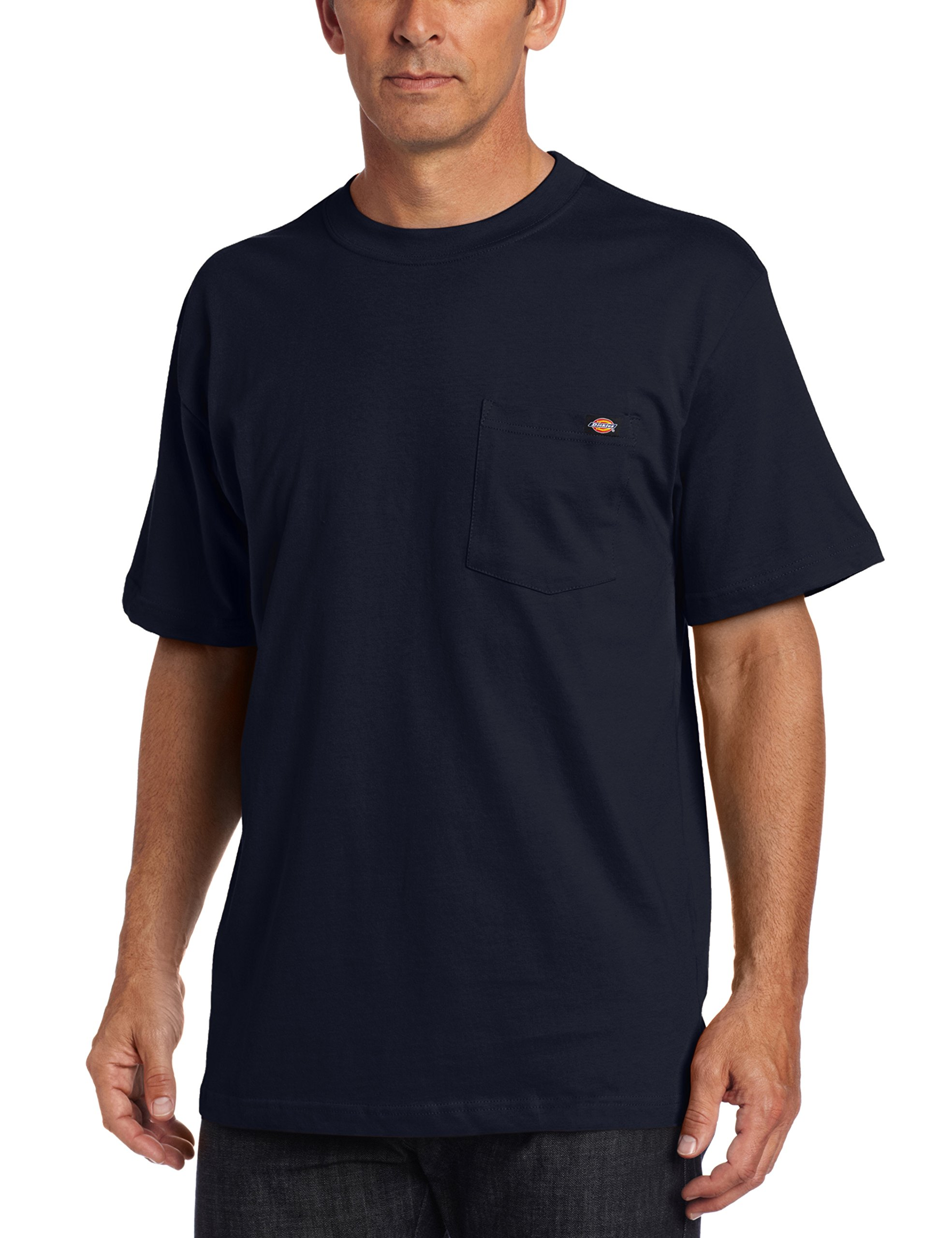 Dickies Men's Big Short-Sleeve Pocket T-Shirt, Dark