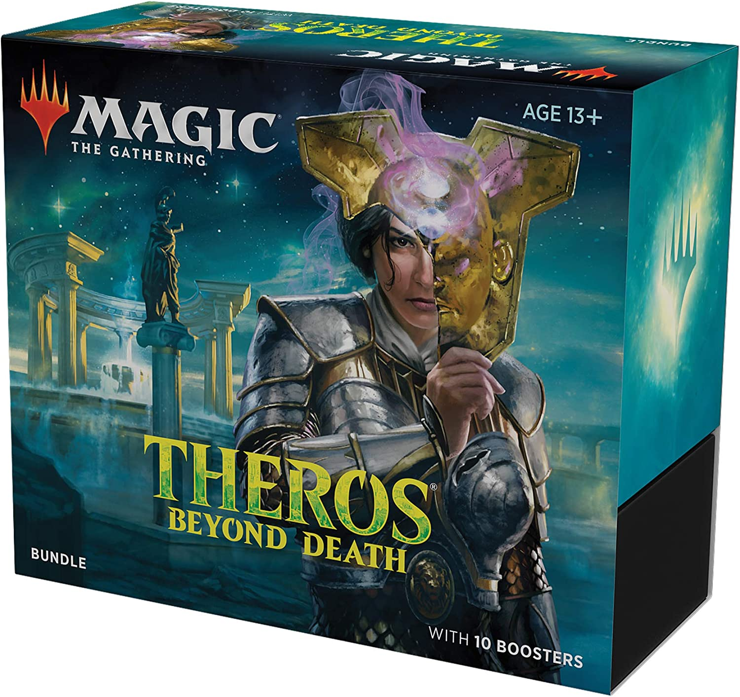 Magic The Gathering Theros Beyond Death Bundle (Incluye 10 ...