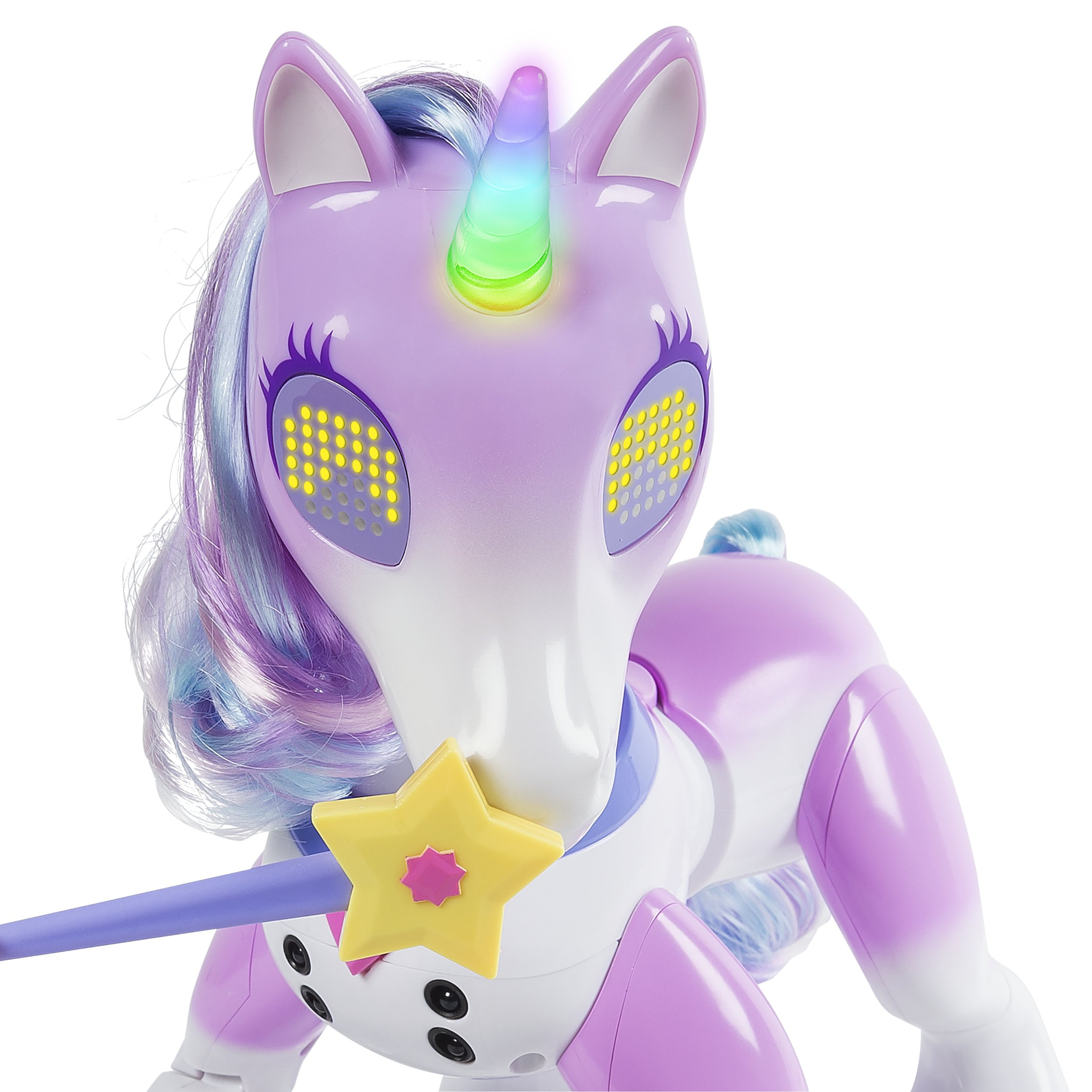 Zoomer 6040309 Enchanted Unicorn Toy by Zoomer (Image #3)