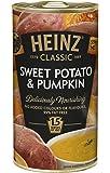 Heinz Classic Hearty Sweet Potato and Pumpkin Soup, 535g