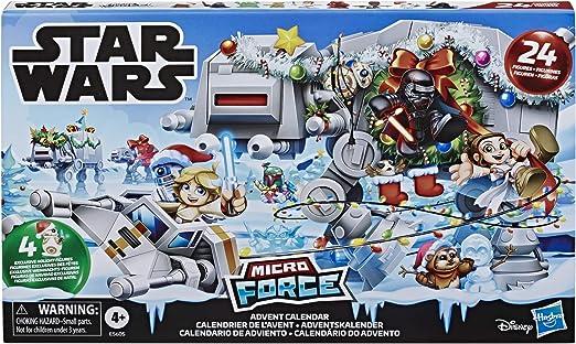 Star Wars Micro Force ENFYS NEST HOLOGRAM 2019 Advent Calendar Micro Figure