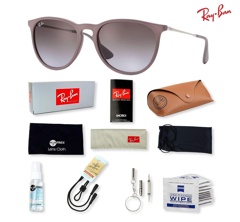 Amazon.com: Ray Ban RB4171 Erika - Gafas de sol para hombre ...
