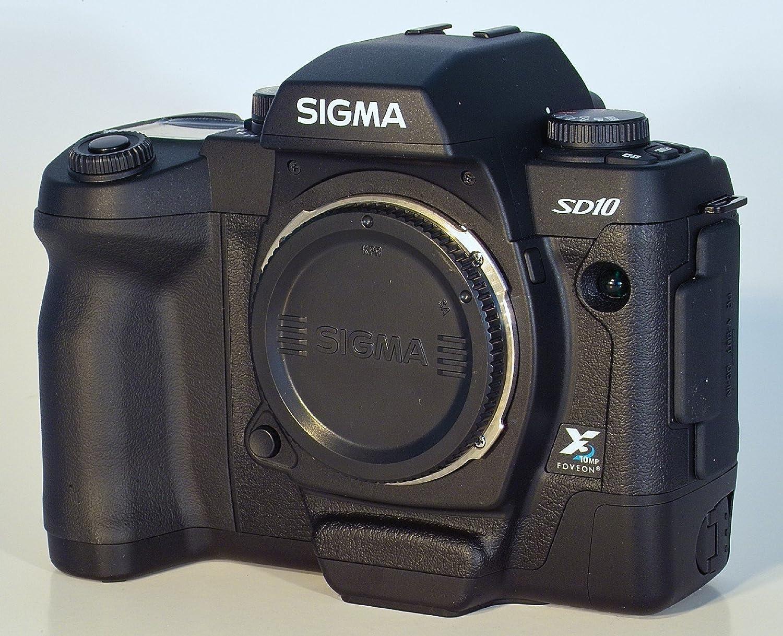 Sigma D-10 - Cámara Réflex Digital 10.3 MP (Cuerpo): Amazon.es ...